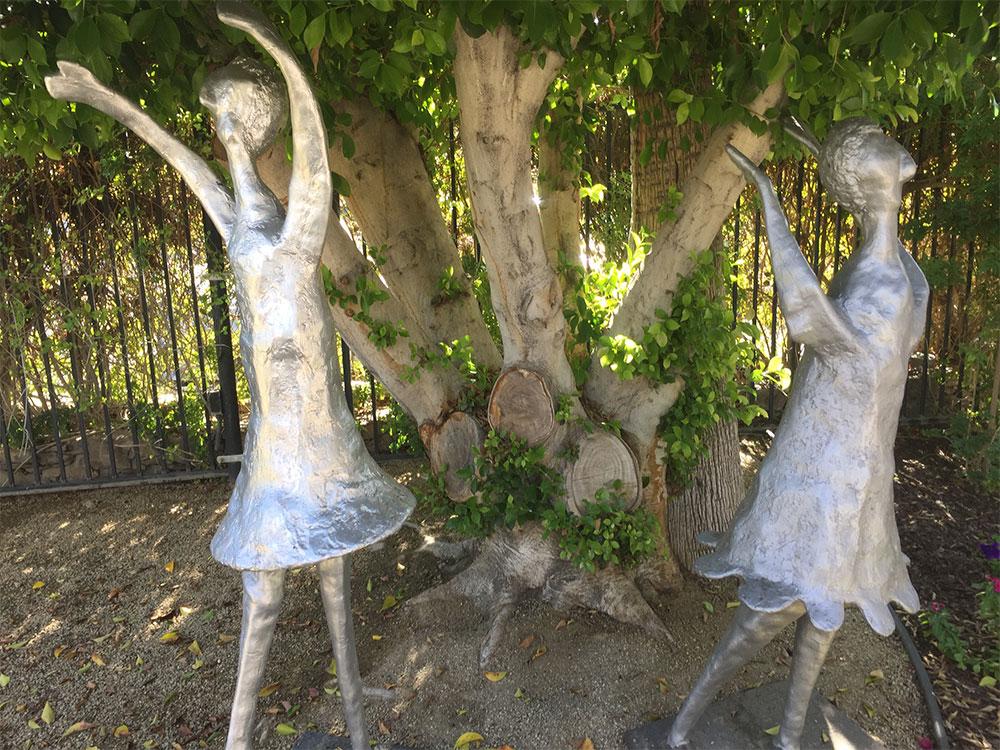 Sober Companion Statues